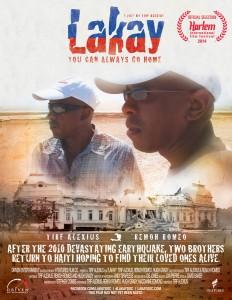 Lakay Poster