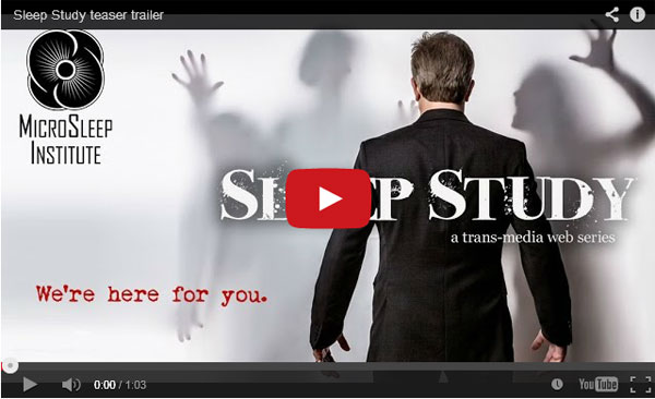 Sleep Study teaser trailer