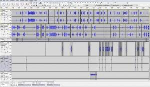 audio drama mixing