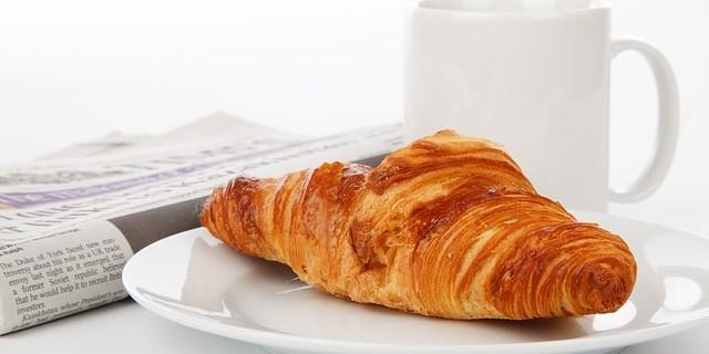 News over breakfast
